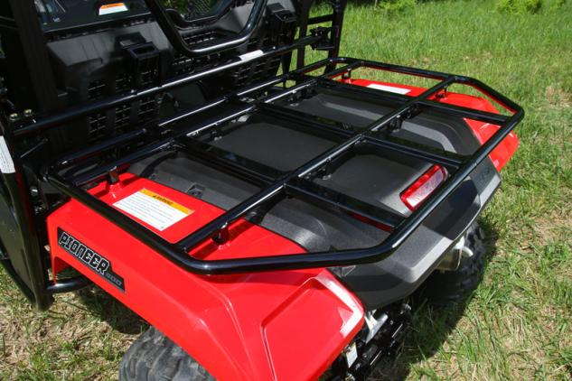 2015 Honda Pioneer 500 Rear Rack