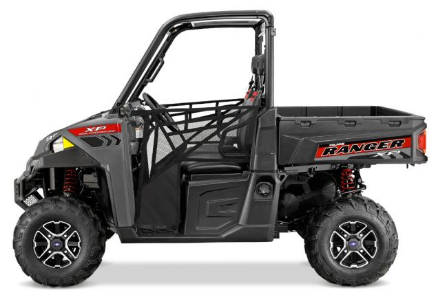 2015 Polaris Ranger 900 XP EPS Profile