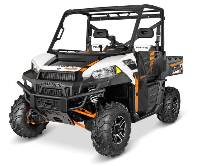 2015 Polaris Ranger 900 XP EPS White Lightning
