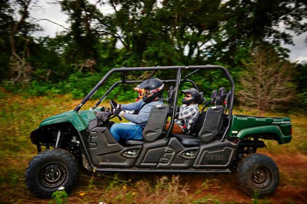 2015 Yamaha Viking VI Action 02