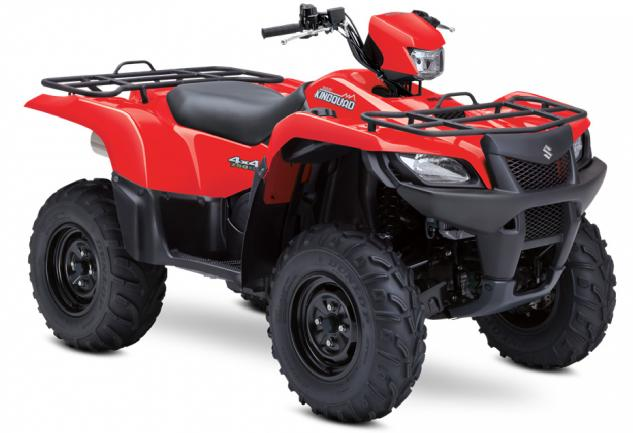 2015 Suzuki KingQuad 750 ASi Power Steering