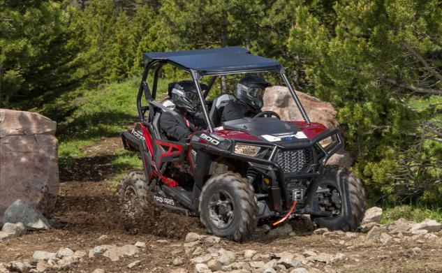 2015 Polaris RZR 900 Action Rocks