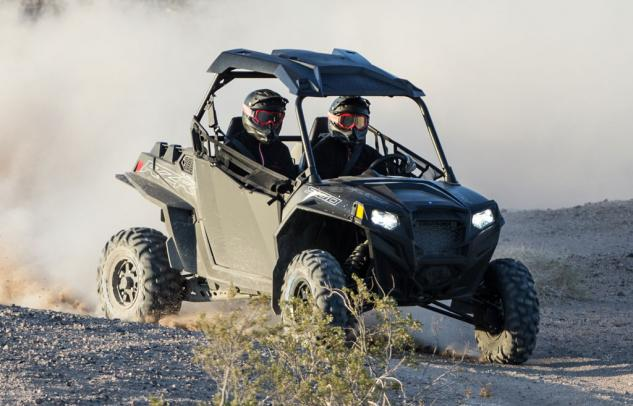 2015 Polaris RZR 900 Action Desert