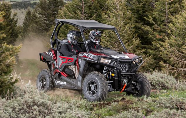 2015 Polaris RZR 900 Action Trees