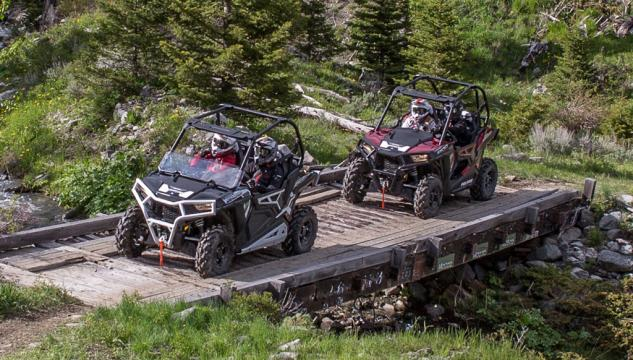 2015 Polaris RZR 900 Action Trail