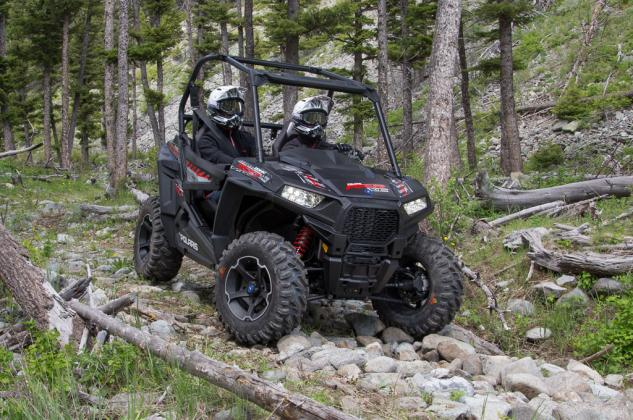 2015 Polaris RZR 900 EPS Trail Action