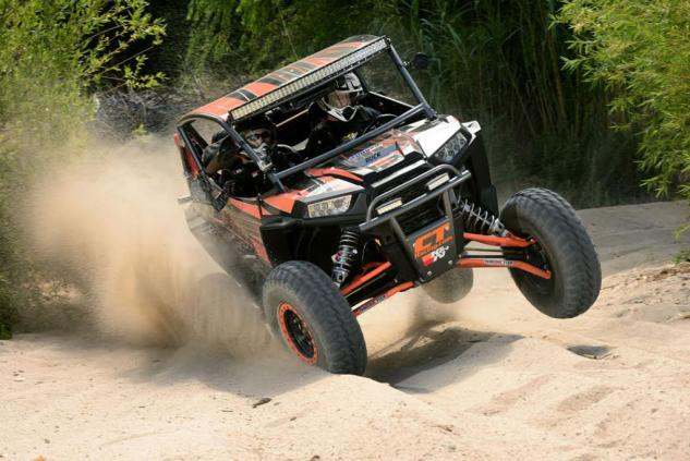Teixeira Tech XGC RZR XP 1000 Action