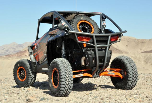 Teixeira Tech XGC RZR XP 1000 Left Rear