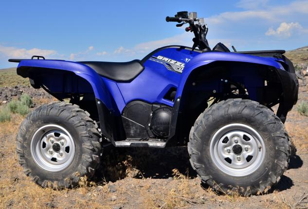 Yamaha Grizzly Power Wheel Motor