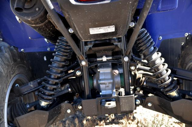 Yamaha grizzly atv forum hitch receiver recommendation for Yamaha kodiak 700 top speed