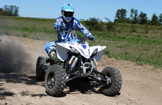 2014 Yamaha YFZ450R Project Aaron Meyer