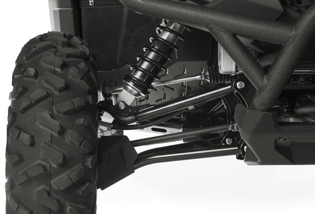 2015 Yamaha Wolverine R-Spec Front Suspension