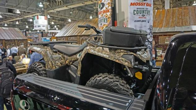 SHOT Show Mossy Oak Can-Am