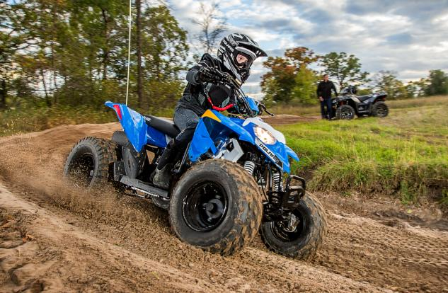 2016 Polaris Sportsman And Outlaw 110 Efi Preview Atv Com