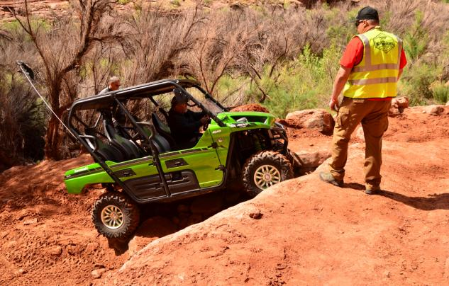 Rally on the Rocks Teryx