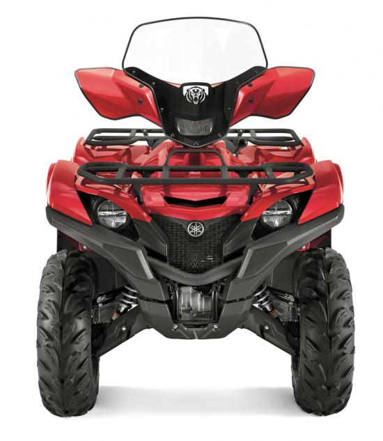 2016 Yamaha Grizzly Limited Edition