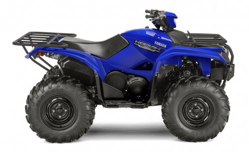 Atv pictures atv 2016 yamaha kodiak 700 eps blue 1 atv for Yamaha kodiak 700 review