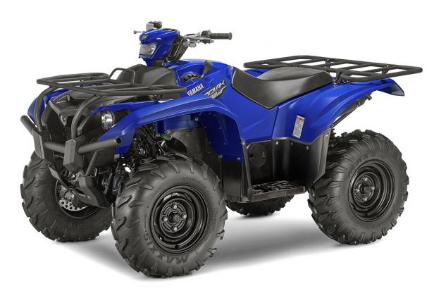 2016 Yamaha Kodiak 700 EPS Blue