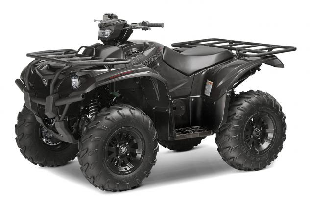 The Kodiak SE features a Grizzly-like 2WD/4WD differential lock, all