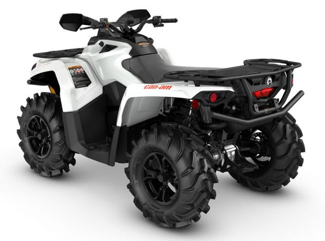 2016 Can-Am Outlander L LE 570 Left Rear