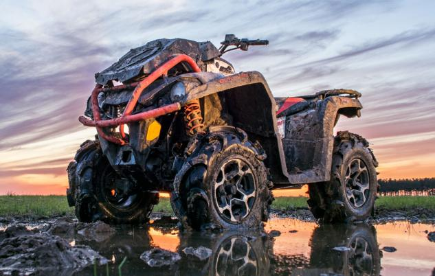 2016 Can-Am Outlander L X mr 570 Beauty