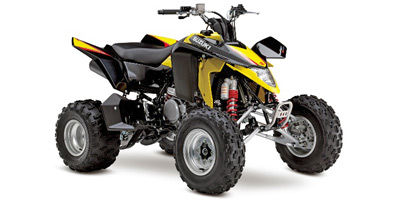 2013 Suzuki QuadSport® Price Quote - Free Dealer Quotes
