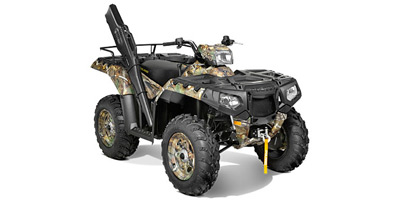 2014 Polaris Sportsman® XP® 850 HO EPS Browning® LE