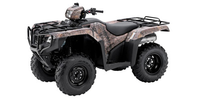 2015 Honda FourTrax Foreman® 4x4 With Power Steering