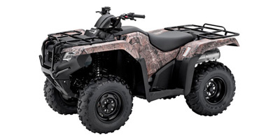 2015 Honda FourTrax Rancher™ 4X4 With Power Steering