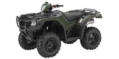 2016 Honda FourTrax Foreman® Rubicon 4x4