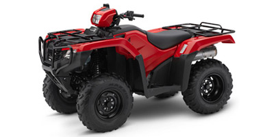 2016 Honda FourTrax Foreman® 4x4 With Power Steering