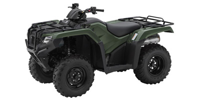 2016 Honda FourTrax Rancher™ 4X4 Automatic DCT