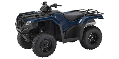 2016 Honda FourTrax Rancher™ 4X4 Automatic DCT with Power Steering