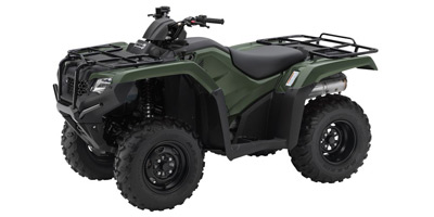 2016 Honda FourTrax Rancher™ 4X4 With Power Steering