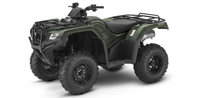 2017 Honda FourTrax Rancher® 4X4 Automatic DCT IRS