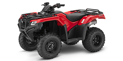 2018 Honda FourTrax Rancher® 4X4 Automatic DCT IRS