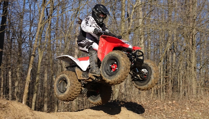 Swell 2016 Honda Trx250X Review Atv Com Gmtry Best Dining Table And Chair Ideas Images Gmtryco