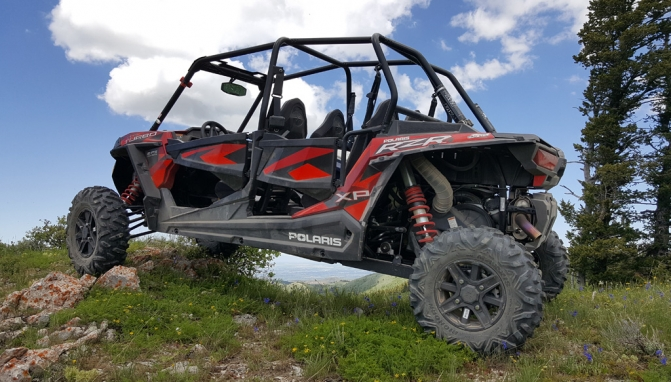 2016 Polaris RZR XP 4 Turbo Review - ATV com
