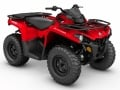 2017-Can-Am-Outlander-450-Red