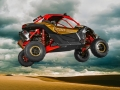 2017-Can-Am-Maverick-X3-X-rs-Gold-Jump-1