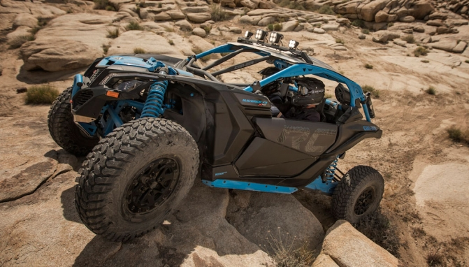 2018 Can Am Maverick X3 X Rc Turbo