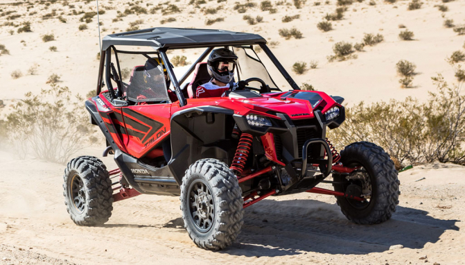 2019 Honda Talon 1000r And 1000x Review First Impressions Video