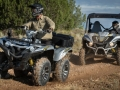 Yamaha-Grizzly-Wolverine-Action