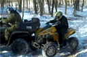 More ATVs on Ice [video]