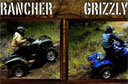 Yamaha Jabs at Honda Rancher in Grizzly 450 Video