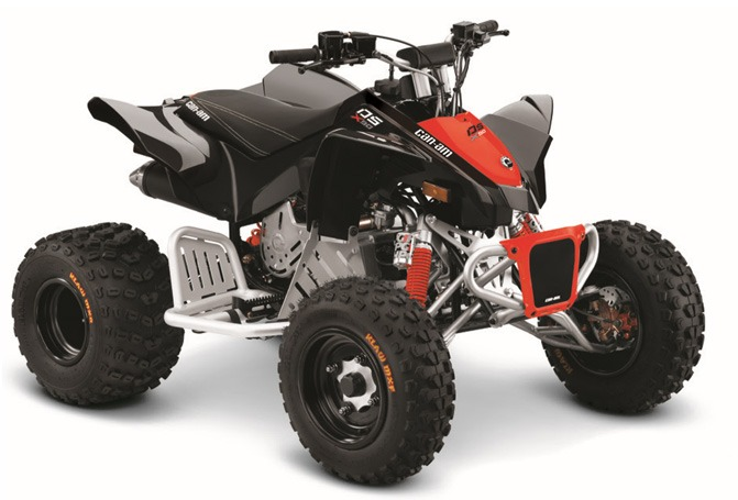 Can-Am DS 90X