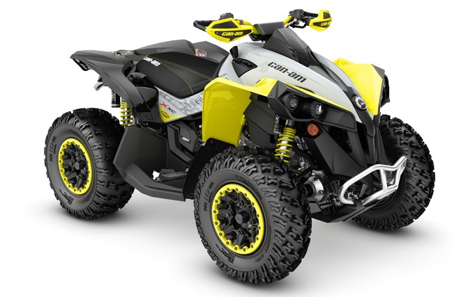 2020 Can-Am Sport ATVs