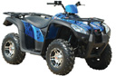Kymco Teams Up with Ford for Limited Edition ATV