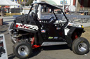 Polaris Donates RZR XP 900 to ASA