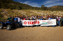 Yamaha Employees Support OHV Areas in Southern California